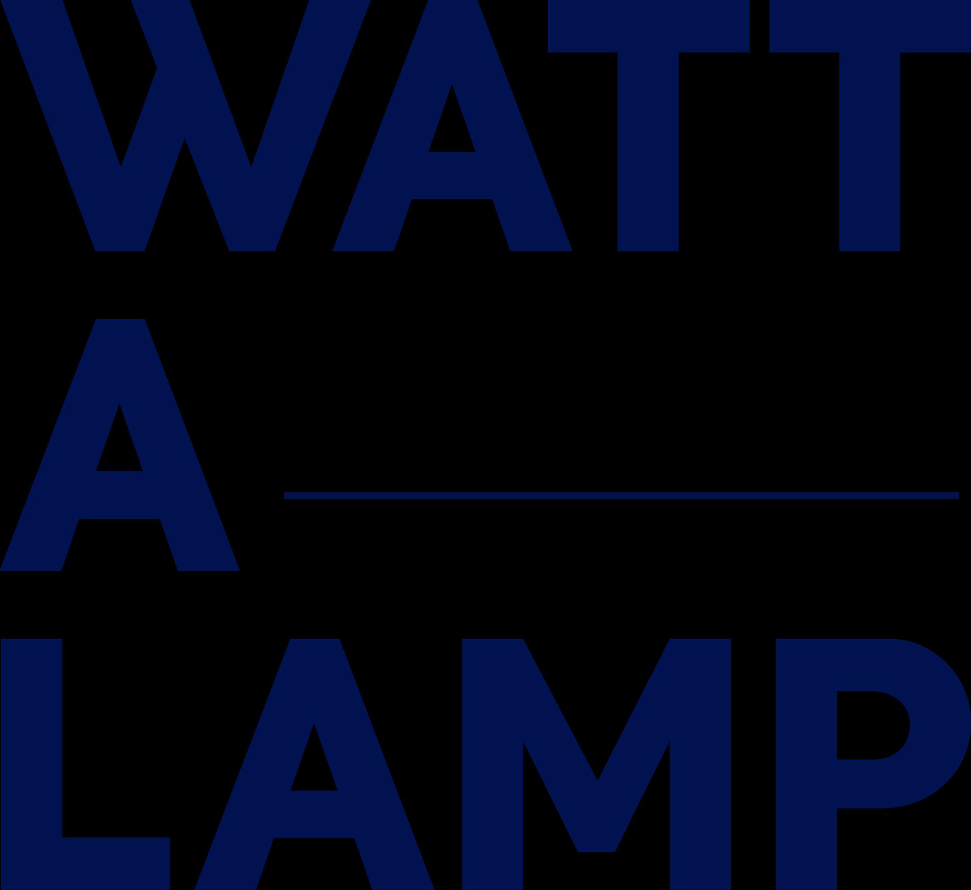 WATT A LAMP