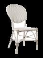 Sika Design Isabell Trädgårdsstol - Vit