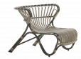 Sika-Design - Fox Loungestol - Mocaccino