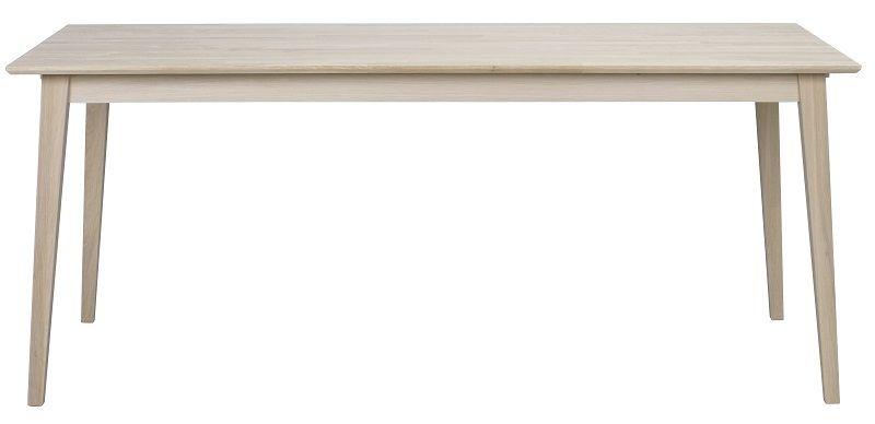 Filippa Matbord - Vitpigmenterad Ek